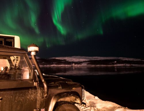 Lapland winterreis