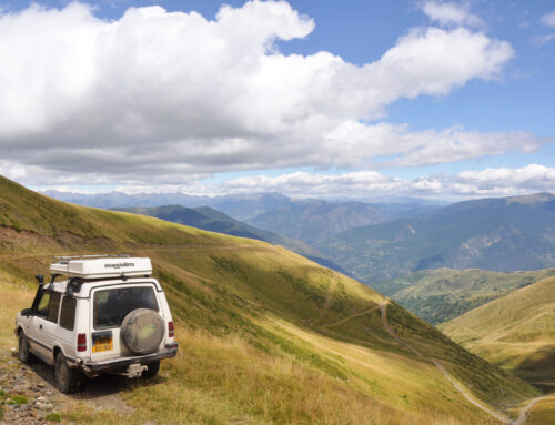 Andorra – Catalaanse Pyreneeën